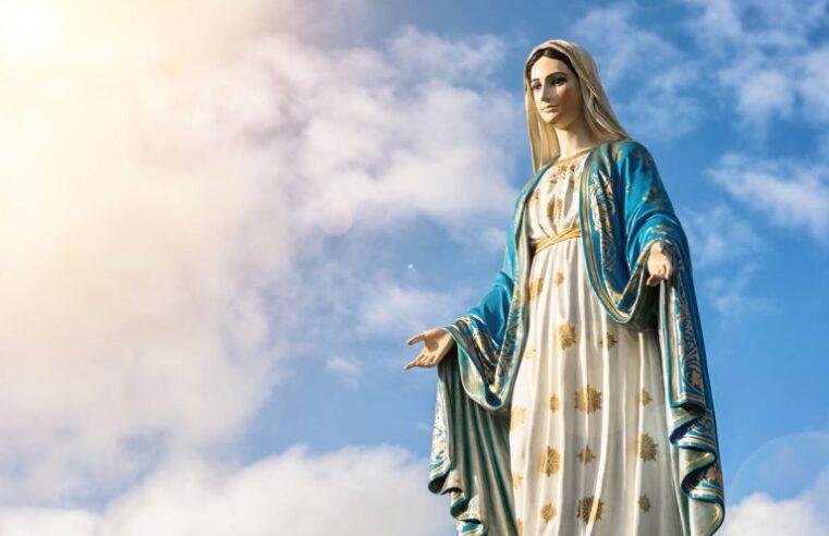 Oração Nossa Senhora das Graças